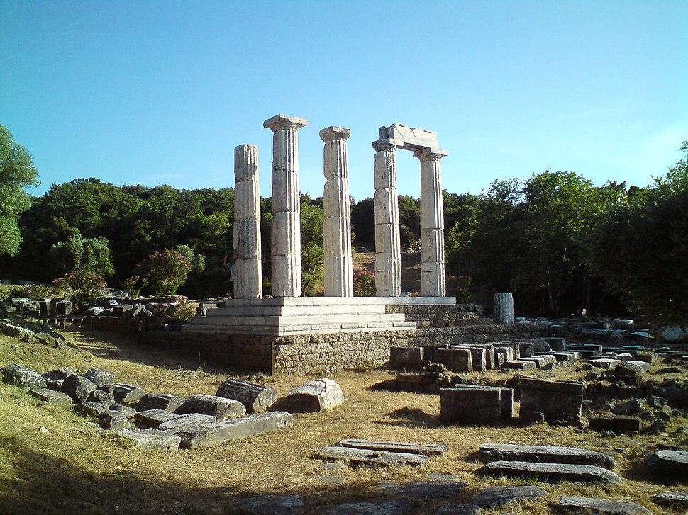 Αρχαιολογικός χώρος Παλαιόπολης