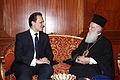 Συνάντηση ΑΝΥΠΕΞ Δ.Δρούτσα με την Α.Θ.Π. τον Οικουμενικό Πατριάρχη κ.κ. Βαρθολομαίο (4948966458).jpg