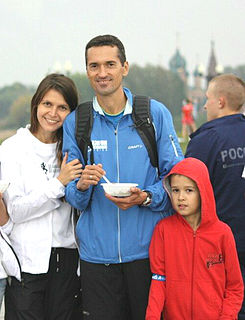 Andrey Zadorozhniy Russian middle-distance runner