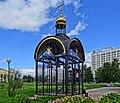 ВИТЕБСК. Звонница возле Благовещенской церкви..jpg