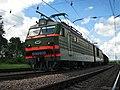 ВЛ10К-1170, Россия, Кемеровская область, станция Красноярка (Trainpix 146543).jpg
