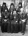 Валаамские монахи. Конец 1930-х годов.jpg