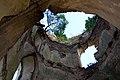 В середині вежі. Червоноградський замок. 2008р.jpg