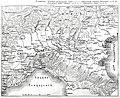 Карта к статье «Испанская наследственная война (1701—14)» и другим (см. описание). Военная энциклопедия Сытина (Санкт-Петербург, 1911-19.jpg