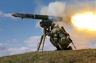 9M133 Kornet Anti-tank missile