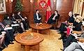 Министър Вигенин разговаря с председателя на Скупщината (13265549374).jpg