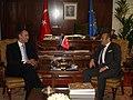 Николай Младенов с турския министър по европейските въпроси Егмен Багъш (6129534810).jpg