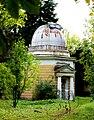Павильон (башня) короткофокусного астрографа двойного (со стороны обсерватории).jpg