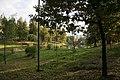 Пруд в парке усадьбы Орловых-Денисовых. Вид со стороны усадебного дома.JPG