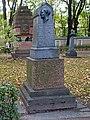 Санкт-Петербург, Тихвинское кладбище, могила А.Л. Баратынской.JPG