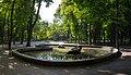 Сквер ім. Т. Г. Шевченка. Фонтан. Панорама.jpg