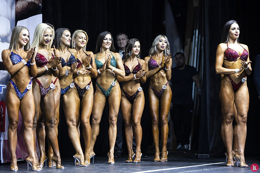 Сhampionship of the Kaliningrad area on bodybuilding 34.jpg