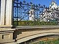Троицкая церковь Троицкого девичьего монастыря. забор.jpg