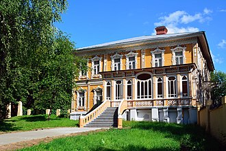 Furmanovsky District - Estate in Furmanovsky District