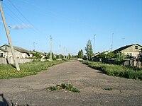 Центральная улица нового квартала Ярославля - panoramio.jpg