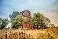 Церковь Воскрешения Лазаря Корохоткино, Смоленский район, Смоленская область.jpg