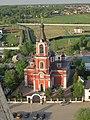 Церковь мучеников Флора и Лавра село Ям Домодедовского района,Московской области.jpg