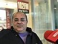 אחמד טיבי באולפן רדיו תל אביב.jpg