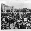 המאורעות בארץ ישראל 1938 - ירושלים - הפגנה של 2000 נשים נגד מדיניות הבריטית-PHL-1088106.png