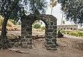 מבנה קשתי בקבר רמבם טבריה.jpg