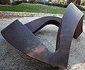פסל של ישראל הדני בגן הפעמון-1 (8128002072).jpg