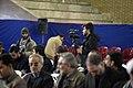 تیم خبری رسانه یک همایش در قصر شیرین برای مناطق زلزله زده کرمانشاه ء Media Of Iran-Kermanshah-Qasr Shirin 01.jpg