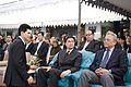 นายกรัฐมนตรีเข้าร่วมพิธีฝังศพ นายเล็ก นานา อดีตเลขาธิก - Flickr - Abhisit Vejjajiva (8).jpg