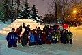 冬のまちにスノーキャンドルの灯りをともそう!2013 (Candle lights in the town of Winter Snow^ 2013) - panoramio (2).jpg