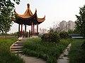 励耕亭 - Ligeng Pavilion - 2012.05 - panoramio.jpg