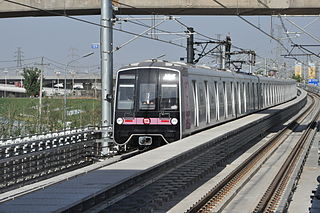 Line 14 (Beijing Subway) Railway line of Beijing Subway