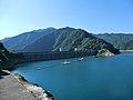 奥多摩湖 奥多摩湖バス停より - panoramio.jpg