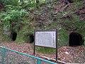 安福寺横穴群 2013.6.13 - panoramio.jpg