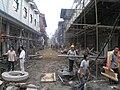 开发前进的北京的低洼的手工业者居住区.jpg