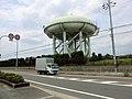 村野浄水場 水タンク - panoramio.jpg