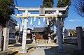 若林神社 松原市若林1丁目 2014.1.23 - panoramio.jpg