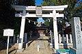 角宮神社 長岡京市井ノ内南内畑 Suminomiya-jinja 2013.12.23 - panoramio (2).jpg