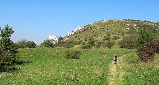 001 cesta na Stolovou horu