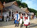 003619 Der Folklore-Jahrmarkt des Volkskunsthandwerks in Sanok.JPG