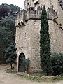 015 Castell de Santa Florentina (Canet de Mar), ala sud-est.JPG