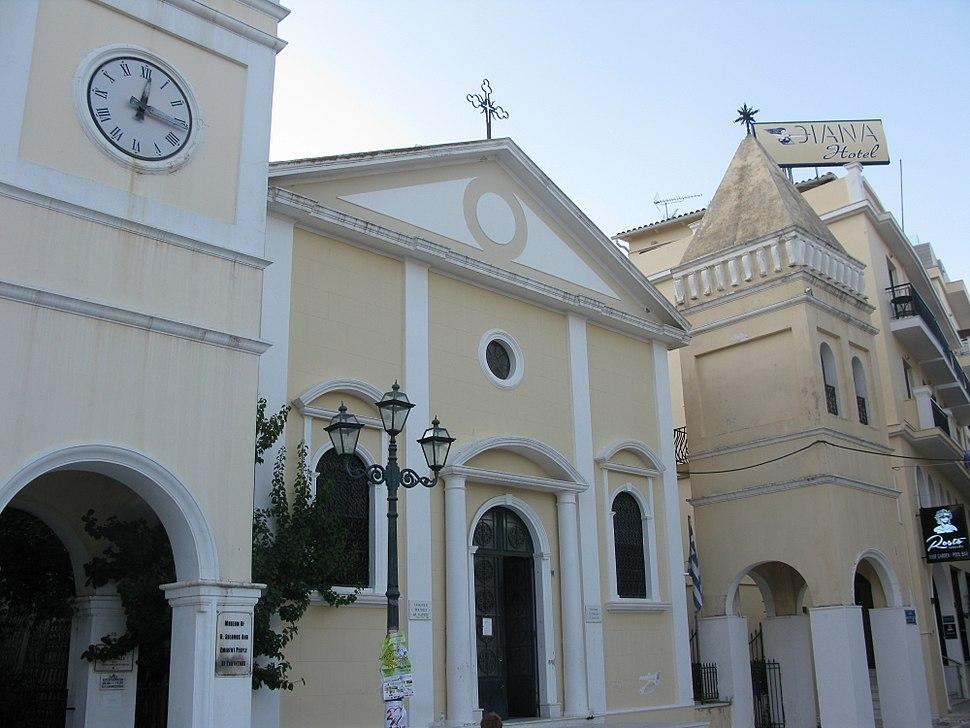 0265 Saint Mark's Church 2014 Zakynthos City