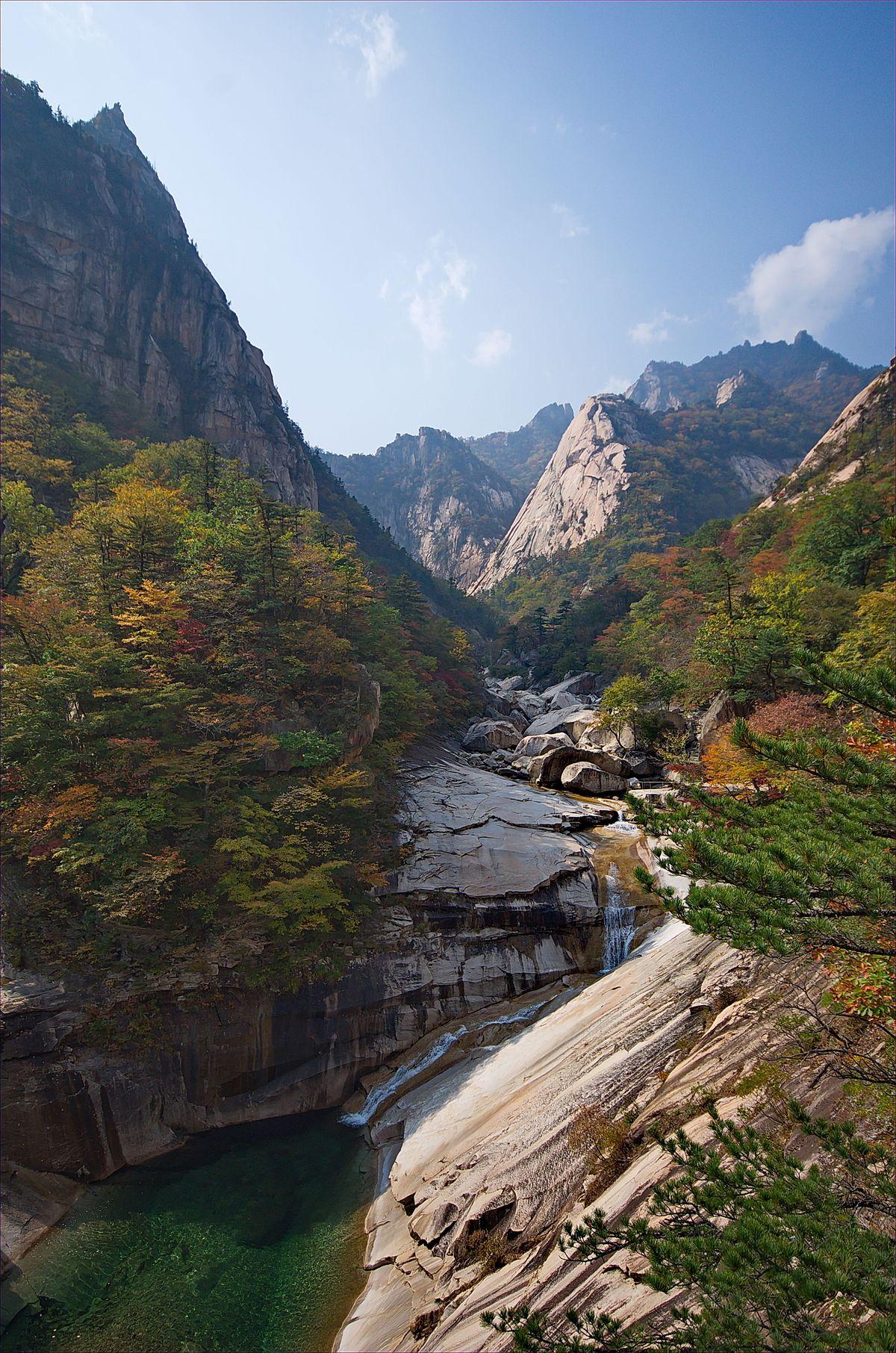 North Korea Landscape