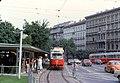 056R09270679 Haltestelle Babenbergerstrasse, Linie 25 Typ E1 4496.jpg