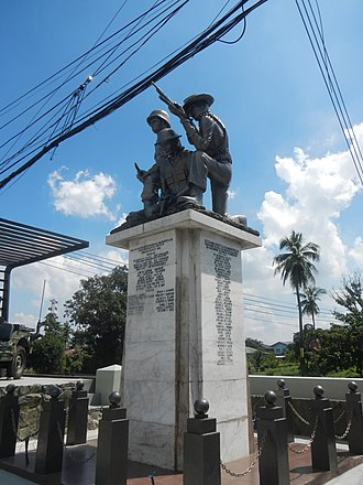 Balagtas, Bulacan - Image: 0752jf Mac Arthur Highway Wawa Proper Hall Balagtas Bridge River Bulacanfvf 04