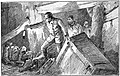 07 After the first explosion - the search party-Illustration by Gordon Browne for Facing Death by G A Henty.jpg