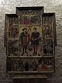 094 Retaule dels Sants Abdó i Senén, de Jaume Huguet, Santa Maria de Terrassa.JPG