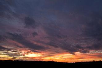 Cloudscape photography - Image: 1 16 12 Cloudscape