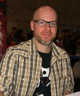 Jason Latour - at the 2011 New York Comic Con