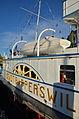 100 Jahre Dampfschiff Stadt Rapperwil - Hafenfest Rapperswil - 'Rosenempfang' 2014-05-23 19-35-40.JPG