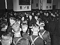 100 jaar KIM Den Helder bezoekdag koningin Juliana, Bestanddeelnr 906-7910.jpg