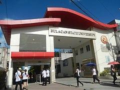 Px Bulacan State University Main Gate